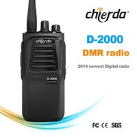 professional portable DMR digital radio with UHF403-423.5MHZ(400-470MHz) CD-D2000