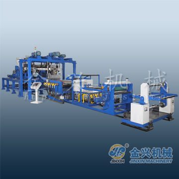 JinXin brand high barrier multi-layer plastic sheet production line