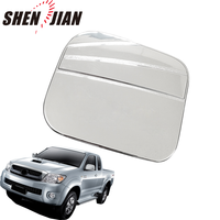 ABS Chrome silver Auto fuel tank cap