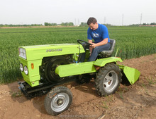 good quality and low price four wheel zubr mini tractor sells in moldova