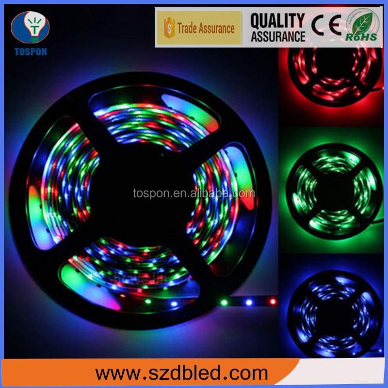 Shenzhen factory led strip for plant grow, led red strip light SMD5050