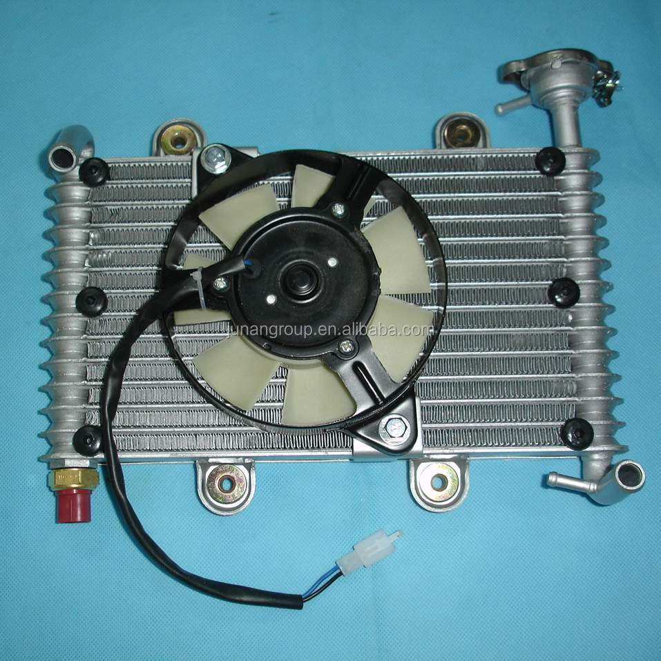 Radiateur avec ventilateur de refroidissement basan hisun for Rafraichir piece avec ventilateur
