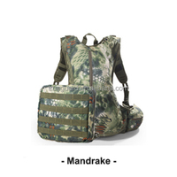 Outdoor Travel Bag Set Highlander one hunting backpack & one map pouch