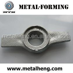 Scaffolding casted iron used base jack nut for sales