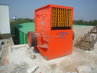 China famous rest assured products and machine of box crusher in huahong brand