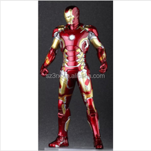 CUSTOM 12 Inch movie action figures comics Collectible Model Statue PVC action figures in factory price