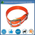 mould & dampproof flexible tpu webbing reflective dog collar