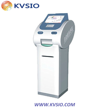 15 inch LED/LCD hospital patient report printing kiosk with payment function