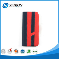 Guangzhou Wholesale Mobile Accessories Leather Flip Case For Iphone 4