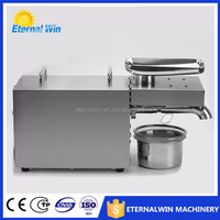 small coconut oil extraction machine oil press machine for home use