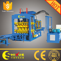 QT6-15 concrete block forming machine for sale