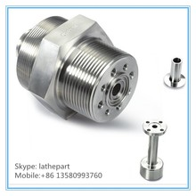 Lathe CNC precision machining parts Aluminum CNC Precision Parts 2015 +8613580993760