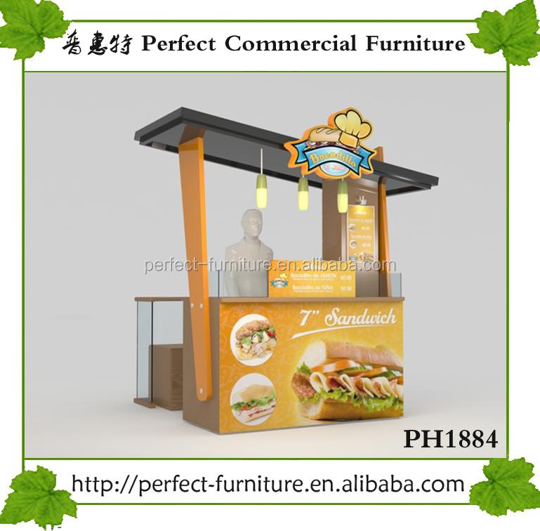 Wholesale outside bars online buy best outside bars from for Indoor food kiosk design