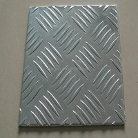 Factory manufacture low price aluminum diamond plate sheets