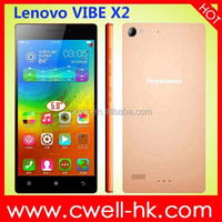 5.0 Inch 2GB/32GB 2.0GHz 4G MTK6595 Octa-core Android 4.4 Bar Lenovo VIBE X2 Mobile Phone Lenovo X2