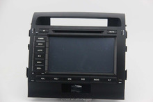 car dvd player for toyota land cruiser prado dvd gps radio with BT TV gps navigation system