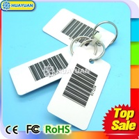 HUAYUAN 13.56MHz MIFARE Classic 1K key card for reward system