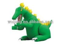 2014 original design inflatable cartoon, inflatable Dinosaur with Tree