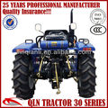 QLN 304 farm wheel tractor with 3-cylinder diesel engine