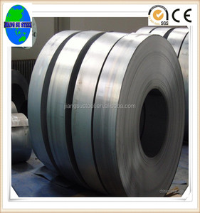 Cold rolled stainless steel strips in coils ( DIN X65Cr13 )