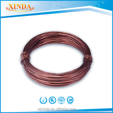 ISO 14001 certificated Advanced technology Copper Clad aluminum enamelled wire air-conditioner