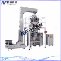 10 head multihead weigher chips packing machine
