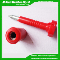 AF-G01 New products security bolt seal disposable locks for containers