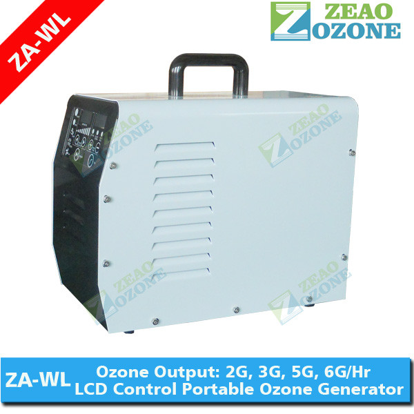 6g/h multi-functional ozone generator for water/<strong>air</strong>/cleaning vegetables water treatment