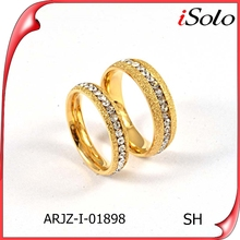 Jewelry Fashion Rings Gold Filled Jewelry Couple Wedding Rings