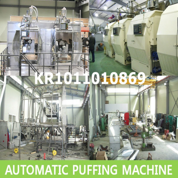 Puffed rice making machinery,Puffed rice machine prices,Grain puffing machine