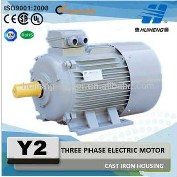 0.75kW-900kW Three Phase Electric Motor With CE
