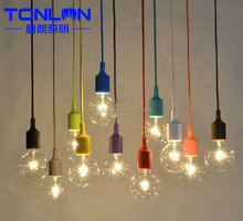 European glass pendant lamp European glass pandent lighting colorful chandelier