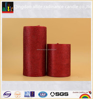 Allite company is birthday candles parties party supplies with glass tins