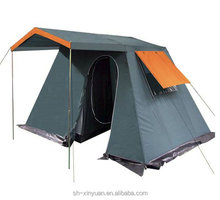 big living area family tent outdoor tent with canopy