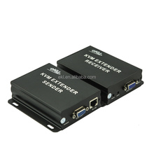 eKL 300 meters USB KVM extender over CAT5E/6 UTP cable, support VGA local output
