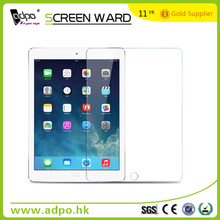 High definition Anti fingerprint Tempered Glass film for Ipad mini 2 screen protector