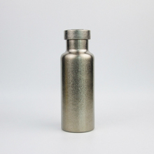 18oz new arrival double wall food grade titanium insulated sport water bottle