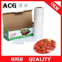 china factory pe 3-layer wrap cling film for food