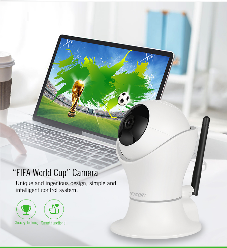 Wireless Meisort IP20 Camera 360 Degree Home Security Wifi IP Camera 2.0MP 1080PH Video Surveillance Cameras
