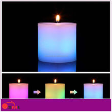 wholesale fashion flameless moving wick led candles for sale