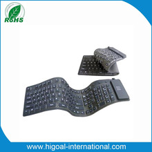 OEM silicone rubber laptop keyboard