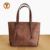 Medium Size Adjustable Straps Lightweight Soft Lady Leather Bag