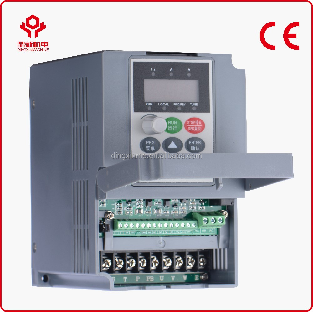 Cheapest 1.5kw variable frequency inverter / VFD AC Drive