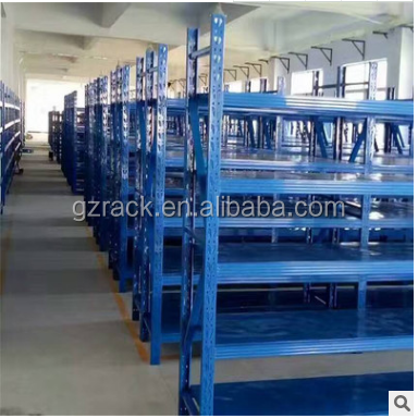 Sales Promotion Light Duty Shelf / Cold Room Warehouse Shelving / Steel <strong>Rack</strong>