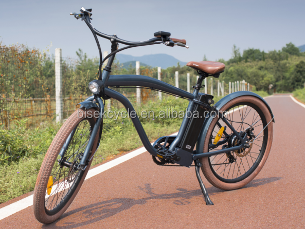 2016 men beach cruiser bicicleta eletrica for USA market