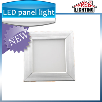 2016 high quality 250X250mm 4.8w rgbw panel light with CE & Rohs approved