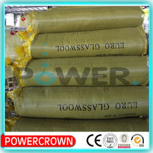 hot sale mineral wool roll fiber glass insulation made in china