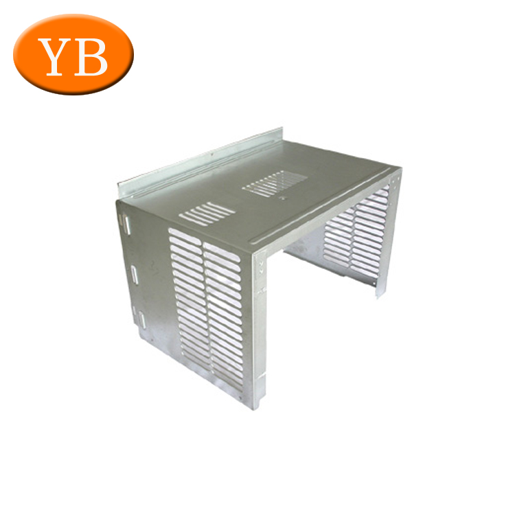 Galvanized steel stamping process spring steel spare part