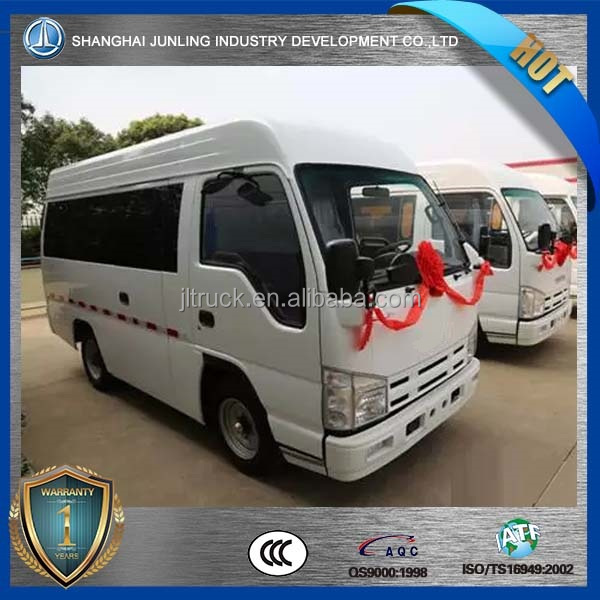 NKR 7 seats mini passanger van withJapanese technology