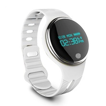 OLED Bluetooth Wristband Health Fitness Activity Tracker Sport Watch Smart Bluetooth Bracelet with heart rate monitor E07